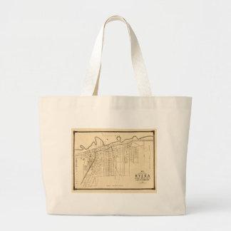 Utica 1874 large tote bag