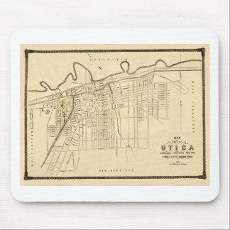 Utica 1874 mouse pad