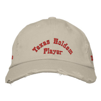 Utimate Poker Player Hat
