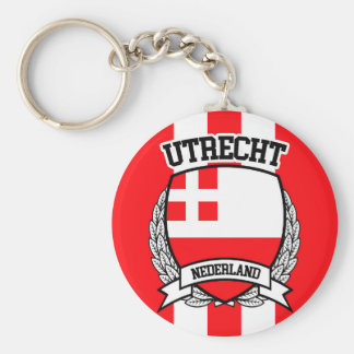 Utrecht Key Ring
