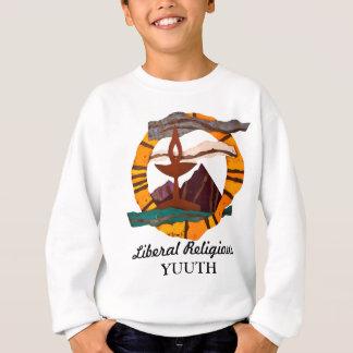 UUSS chalice, Unitarian Universalist, UU, chalice, Sweatshirt