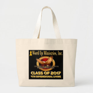 UWC Class of 2017 Large Tote Bag