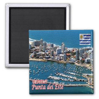 UY - Uruguay - Punta del Este - Port Magnet