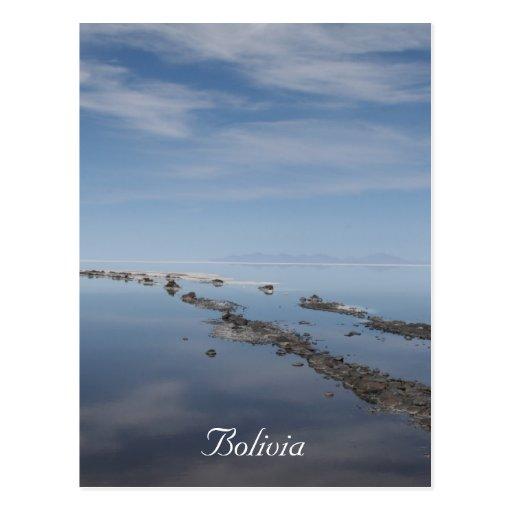 uyuni salt trail bolivia postcards
