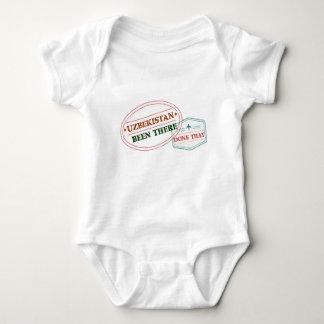 Uzbekistan Been There Done That Baby Bodysuit