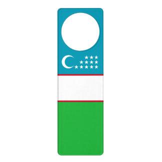 Uzbekistan Flag Door Hanger