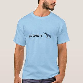 Uzi does it T-Shirt