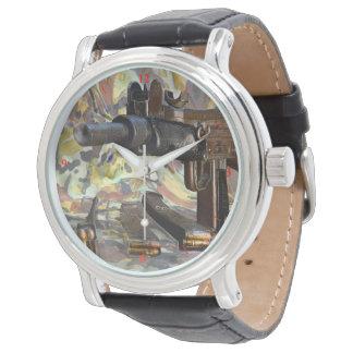 Uzi, Warped Logic Watch