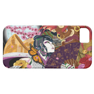 Uzume And The Oni iPhone5/5S Case