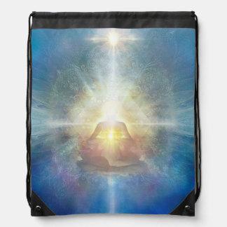 V001-Awakening 2012 Drawstring Bag
