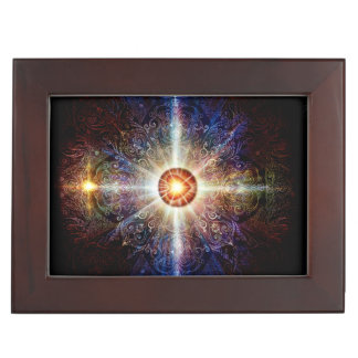 V005-Heart Mandala 2013 Keepsake Box