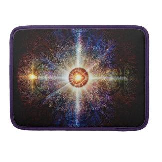 V005-Heart Mandala 2013 Sleeve For MacBooks