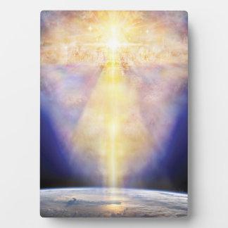 V006-Heaven & Earth Plaque