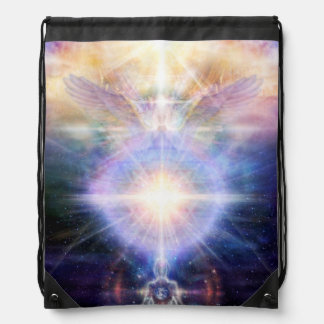 V008-Meo Meditator Drawstring Bag