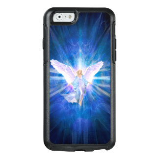 V009-Angel 5 Blue OtterBox iPhone 6/6s Case