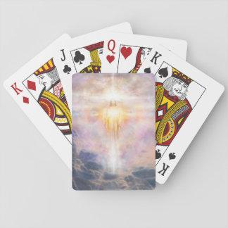 V011-Christ Light Playing Cards