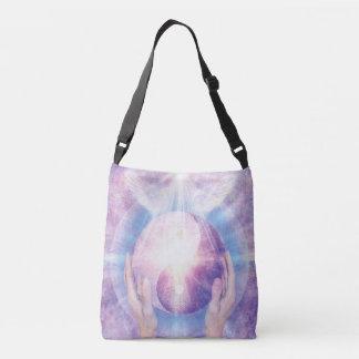 V012- Embracing Yin Yang Crossbody Bag