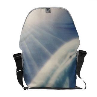 V025- Dolphin Dreamer Messenger Bag