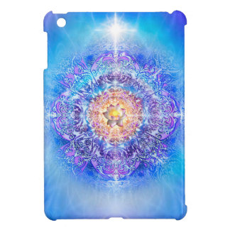 V027- Inner Lotus iPad Mini Cover