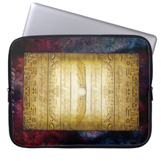 V042 Egyptian Tablet Laptop Sleeve