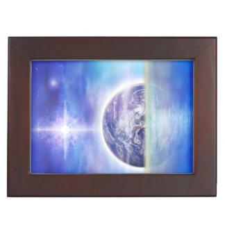 V043 Earth Water Air Keepsake Box