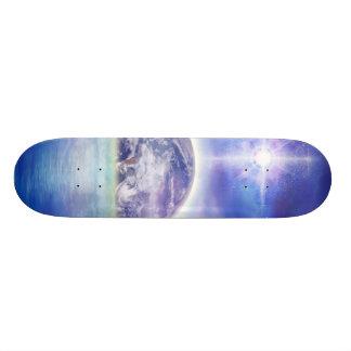 V043 Earth Water Air Skate Board Decks