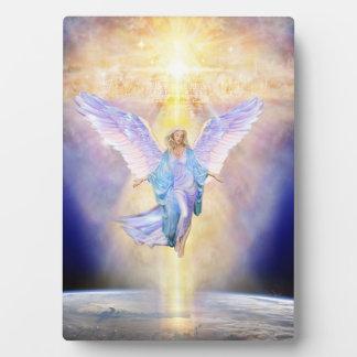 V056 Heaven & Earth Angel Plaque