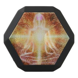 V059 Lotus Meditator Black Bluetooth Speaker