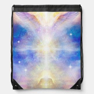 V063 Meopic Meditator Drawstring Bag