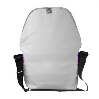 V068 Meditator Flame Courier Bag