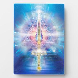 V070 Sword of Truth 2 2016 Plaque