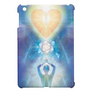 V071 Heart Flower iPad Mini Covers