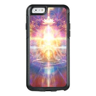 V073 Orange Sunshine Meditator OtterBox iPhone 6/6s Case