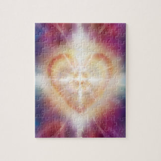 V076 Light in Shadow 45 Jigsaw Puzzle