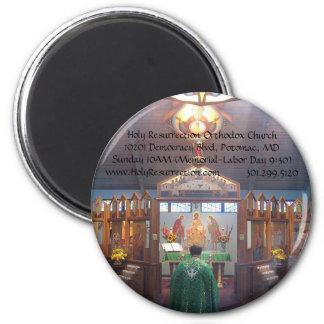 V5.1_IMG_7602, Holy Resurrection Orthodox Church Magnet