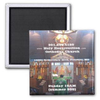 V5.4_IMG_7602, Holy Resurrection O... - Customized Magnet