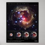 V838-MonocerotisLightEcho-2005-02 Posters