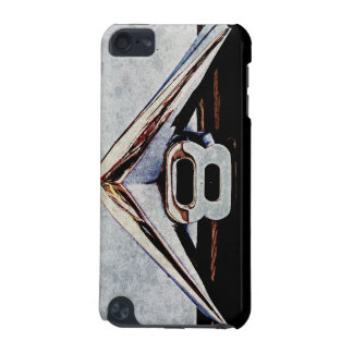 V8 Muscle Car Power Tunes iPod Touch (5th Generation) Cases