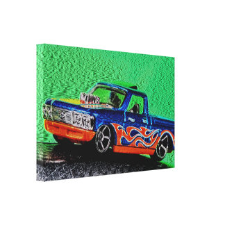V8 - Photoworks Jean Louis Glineur Canvas Print