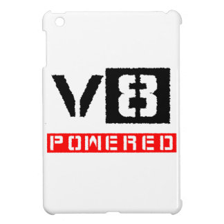 V8  powered cover for the iPad mini
