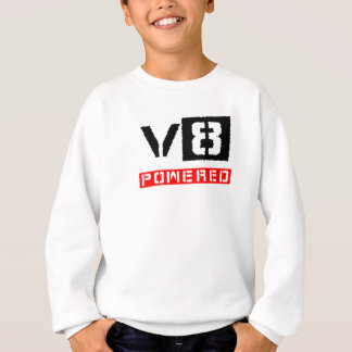 V8  powered sweatshirt