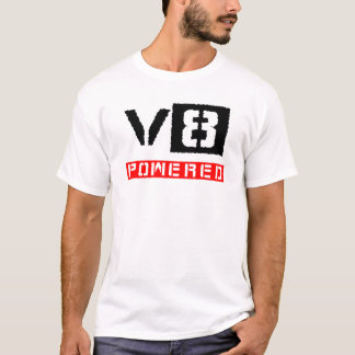 V8  powered T-Shirt
