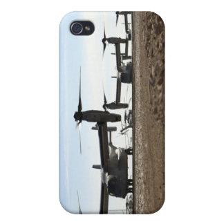 V-22 Osprey tiltrotor aircraft iPhone 4 Cover