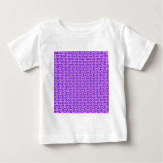 V and H Zigzag - Thistle and Violet Tshirts