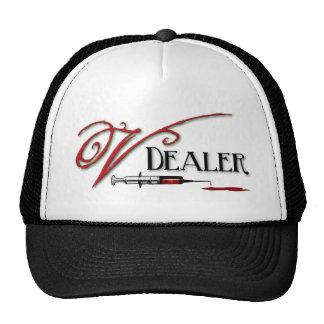 V Dealer - Vampire Blood Mesh Hats