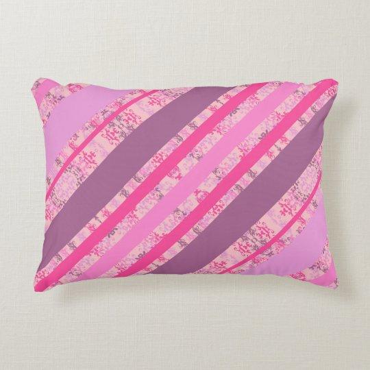 v decorative cushion