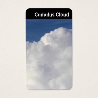 V Header - Cumulus Cloud