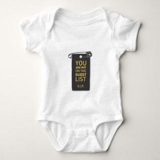 V.I.P. BABY BODYSUIT