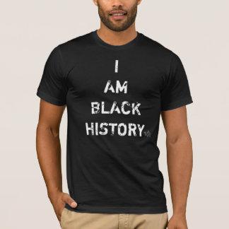 V.I.P. I AM BLACK HISTORY (black) T-Shirt