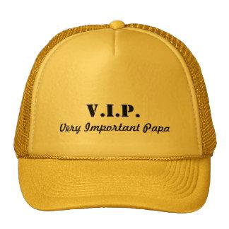 V.I.P. Very Important Papa Mesh Hat